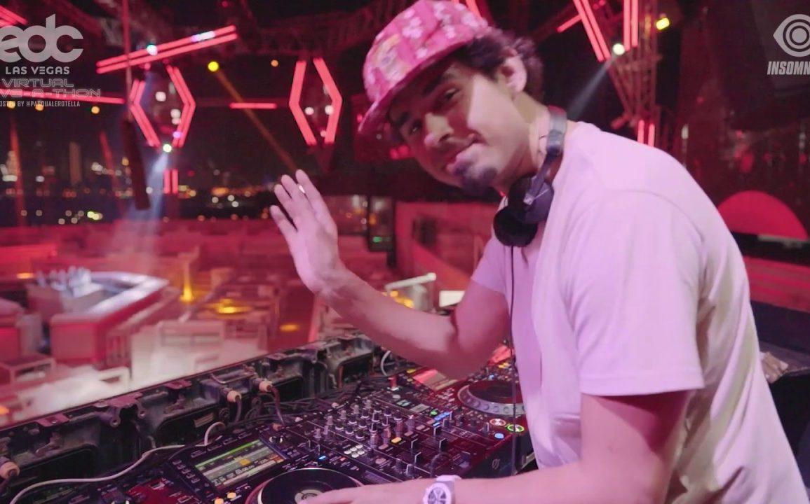 (WATCH) Afrojack - EDC Las Vegas Virtual Rave-A-Thon...