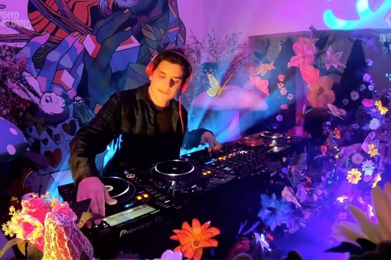 (WATCH) Audien - Beyond Wonderland Virtual Rave-A-Thon