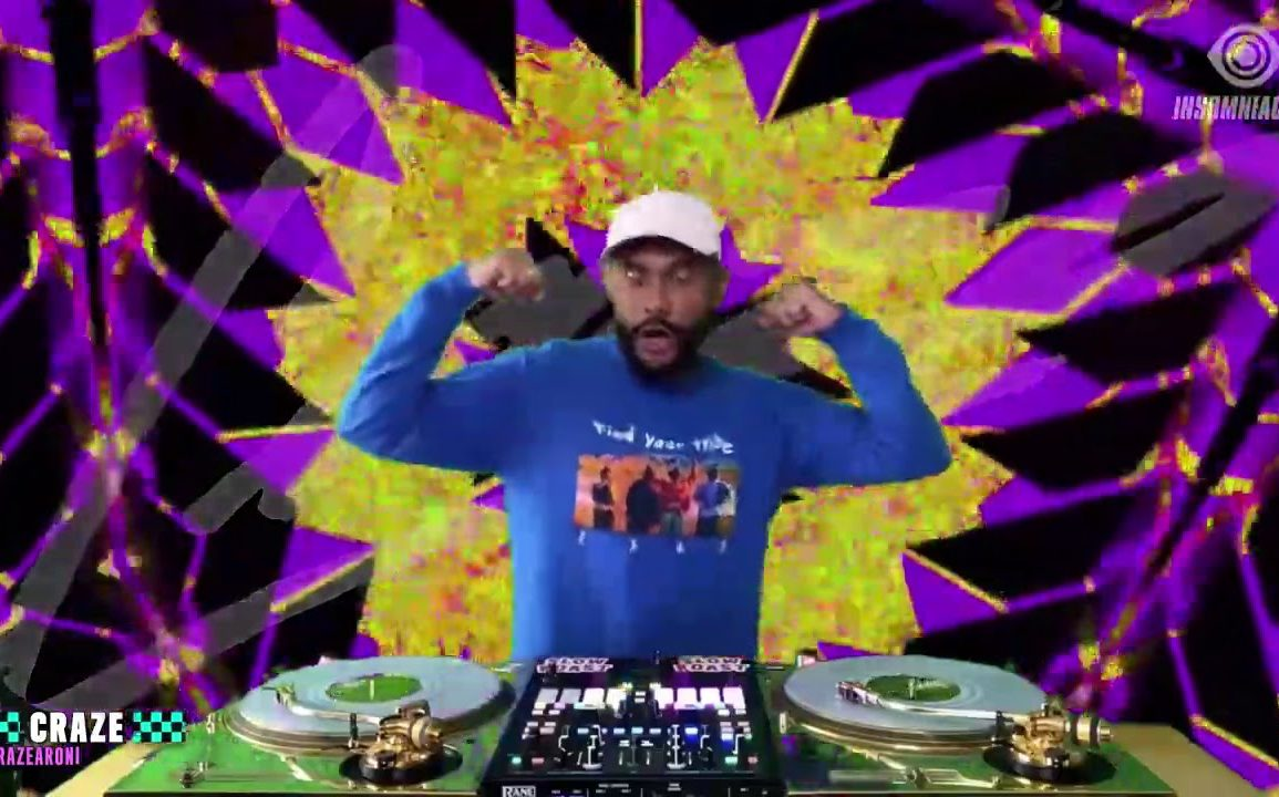 (WATCH) Craze for Moombahton Massive (July 25, 2020)