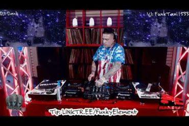(WATCH) DANK - Funky Element Radio 42 w/ Bad Boy Bill - 8/6/20