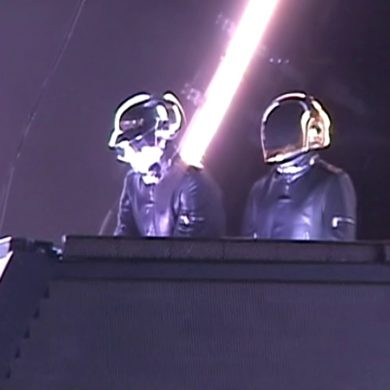 (WATCH) Daft Punk - Vegoose 2007 - [New 3-Cam Video Mix] - Las Vegas - [Full-Show*/60fps] - Alive 2007
