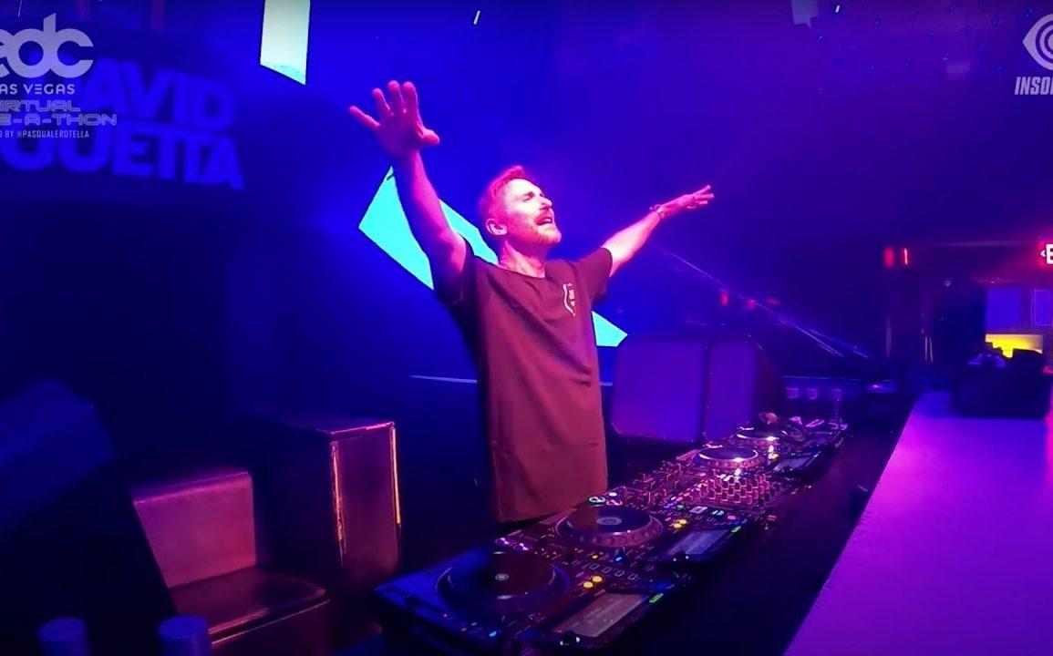 (WATCH) David Guetta - EDC Las Vegas Rave-A-Thon (May...