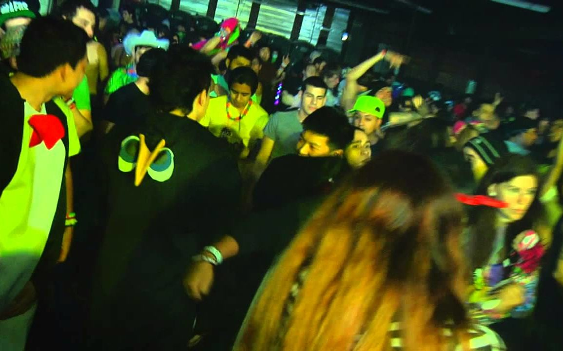 (WATCH) Espace from NY ft Coone (666 Lights Promo Version)