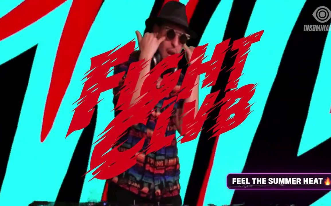 (WATCH) Fight Clvb for Moombahton Massive (July 25, 2020)