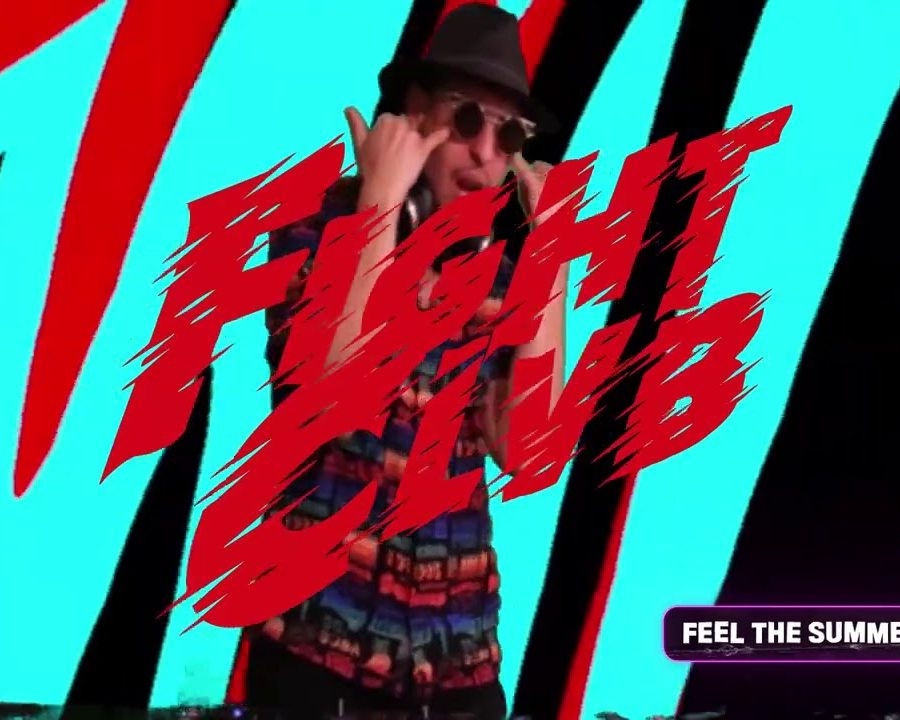(WATCH) Fight Clvb for Moombahton Massive (July 25, 2020)
