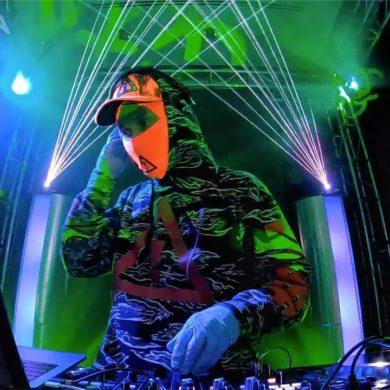 (WATCH) Flosstradamus - Countdown Virtual Rave-A-Thon