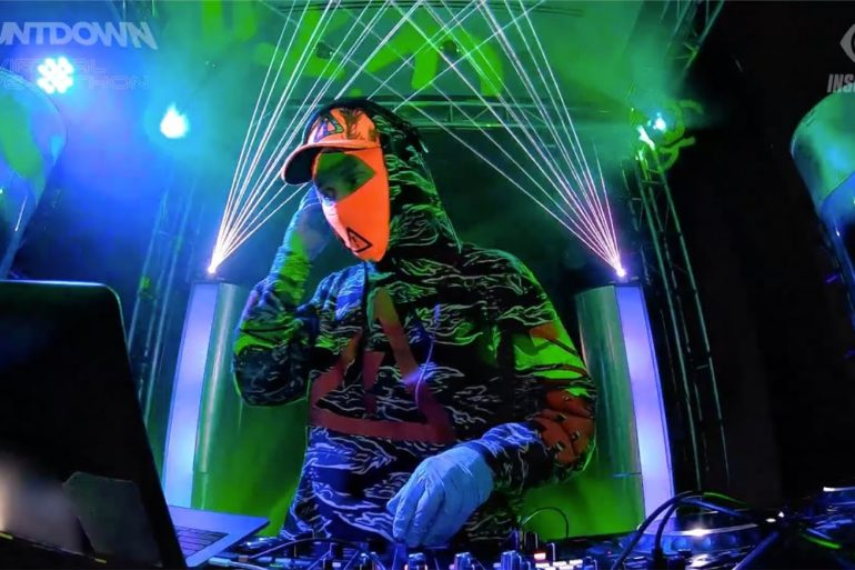 (WATCH) Flosstradamus - Countdown Virtual Rave-A-Thon