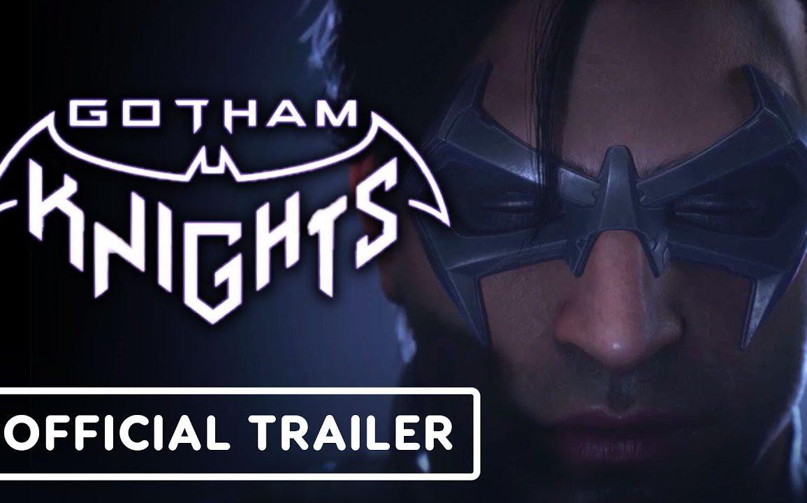(WATCH) Gotham Knights - Official World Premiere Trailer   DC Fandome