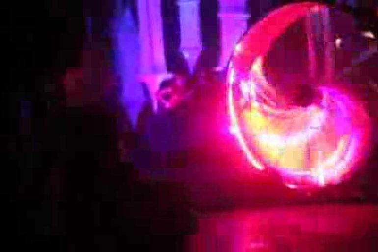 (WATCH) ::Illuminate:: by Unicorn Meat NYC [Halloween Festival feat. RJD2]