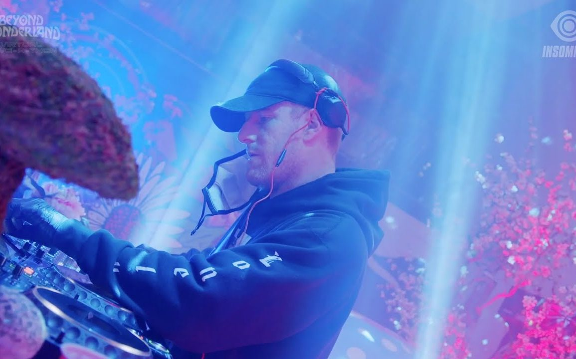 (WATCH) JOYRYDE - Beyond Wonderland Virtual Rave-A-Thon