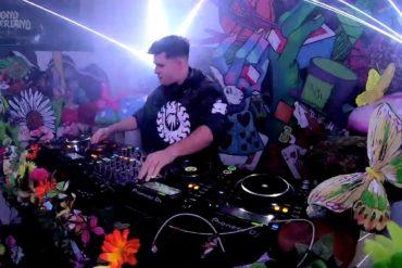 (WATCH) JSTJR - Beyond Wonderland Virtual Rave-A-Thon