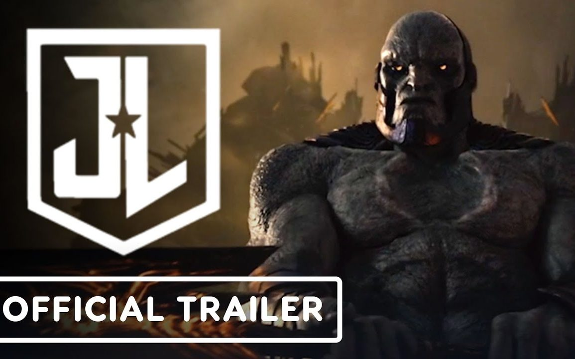 (WATCH) Justice League: The Snyder Cut - Official Trailer (2021) | DC Fandome