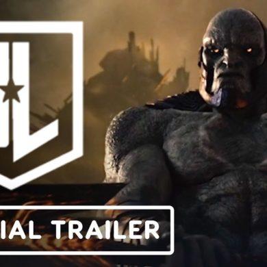 (WATCH) Justice League: The Snyder Cut - Official Trailer (2021) | DC Fandome