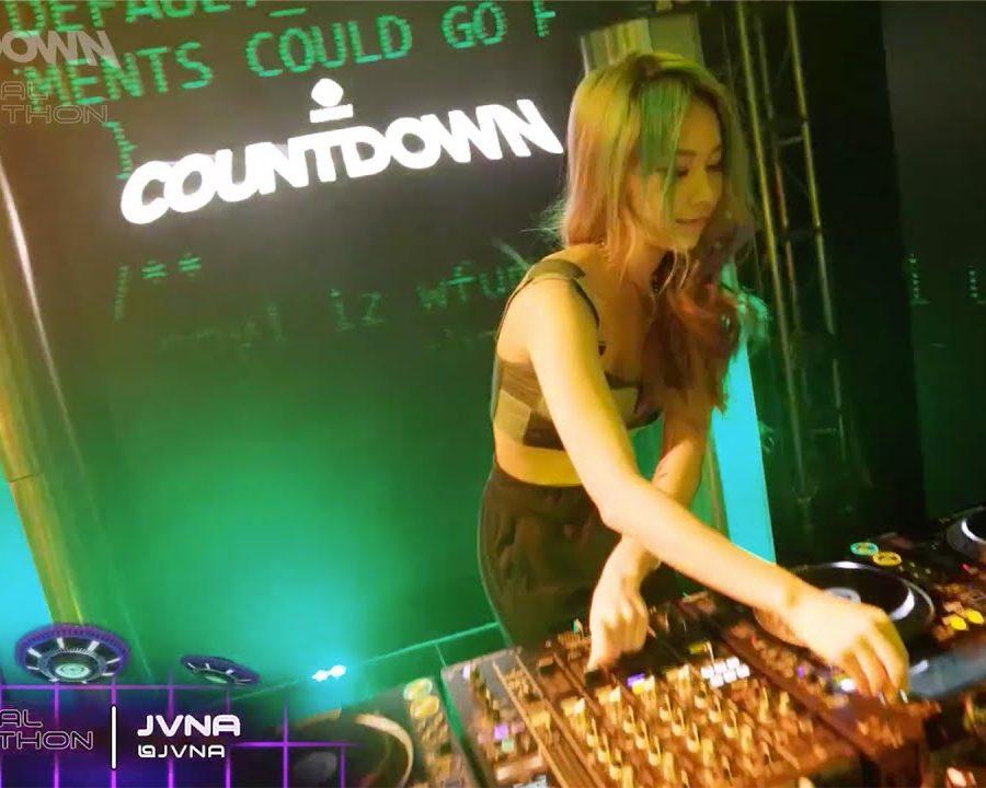 (WATCH) Jvna - Countdown Virtual Rave-A-Thon