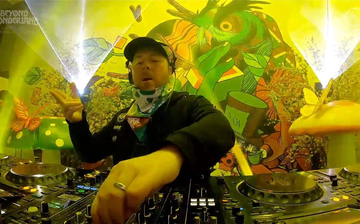 (WATCH) Kill the Noise - Beyond Wonderland Virtual Rave-A-Thon