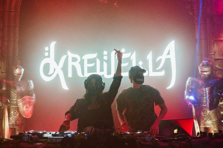 (WATCH) Krewella - Middlelands Virtual Rave-A-Thon