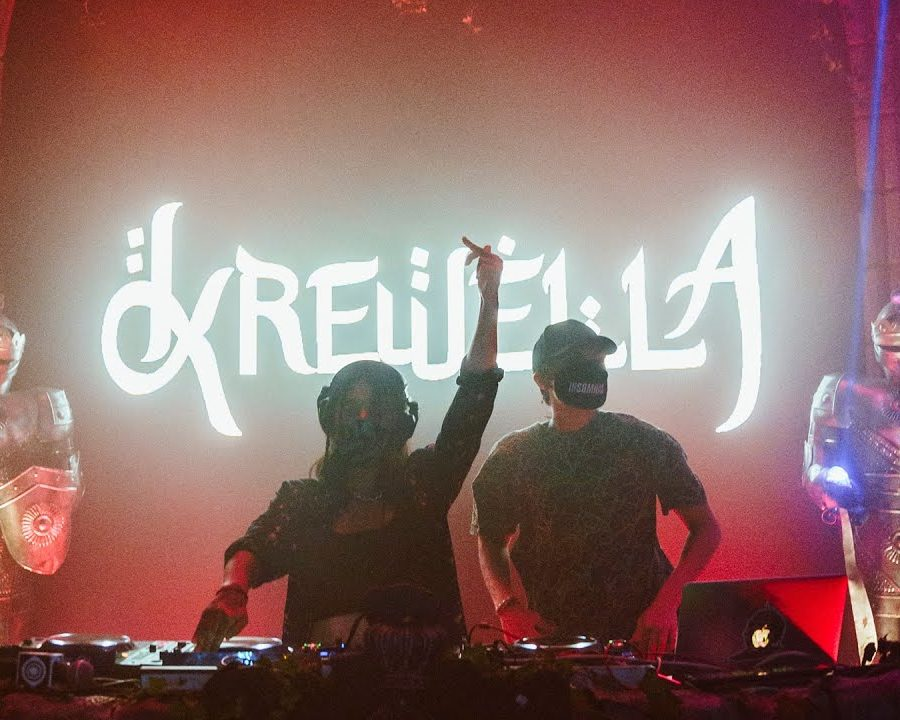 (WATCH) Krewella - Middlelands Virtual Rave-A-Thon