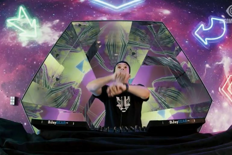 (WATCH) Laidback Luke for Laidback Luke & Friends Livestream (September 5, 2020)