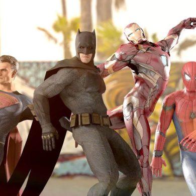 (WATCH) MARVEL vs. DC | EPIC DANCE BATTLES! ( THE AVENGERS vs. JUSTICE LEAGUE )