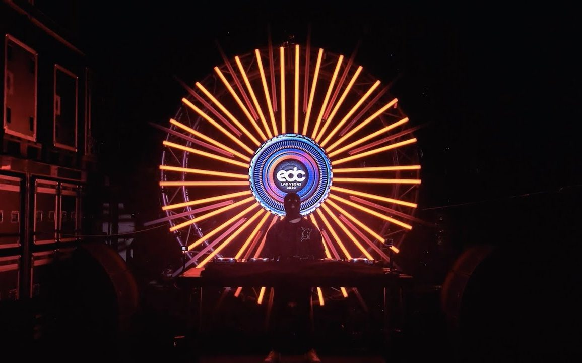 (WATCH) Malaa - EDC Las Vegas Virtual Rave-A-Thon (May 16, 2020)