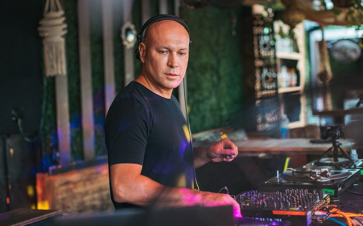 (WATCH) Marco Carola Live from Space Miami