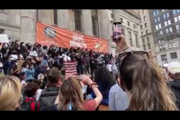(WATCH) NYC PROTEST LIVESTREAM #PROTEST #GEORGEFLOYD #NYC 6/1