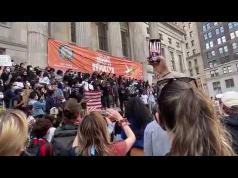 (WATCH) NYC PROTEST LIVESTREAM #PROTEST #GEORGEFLOYD #NYC 6/1