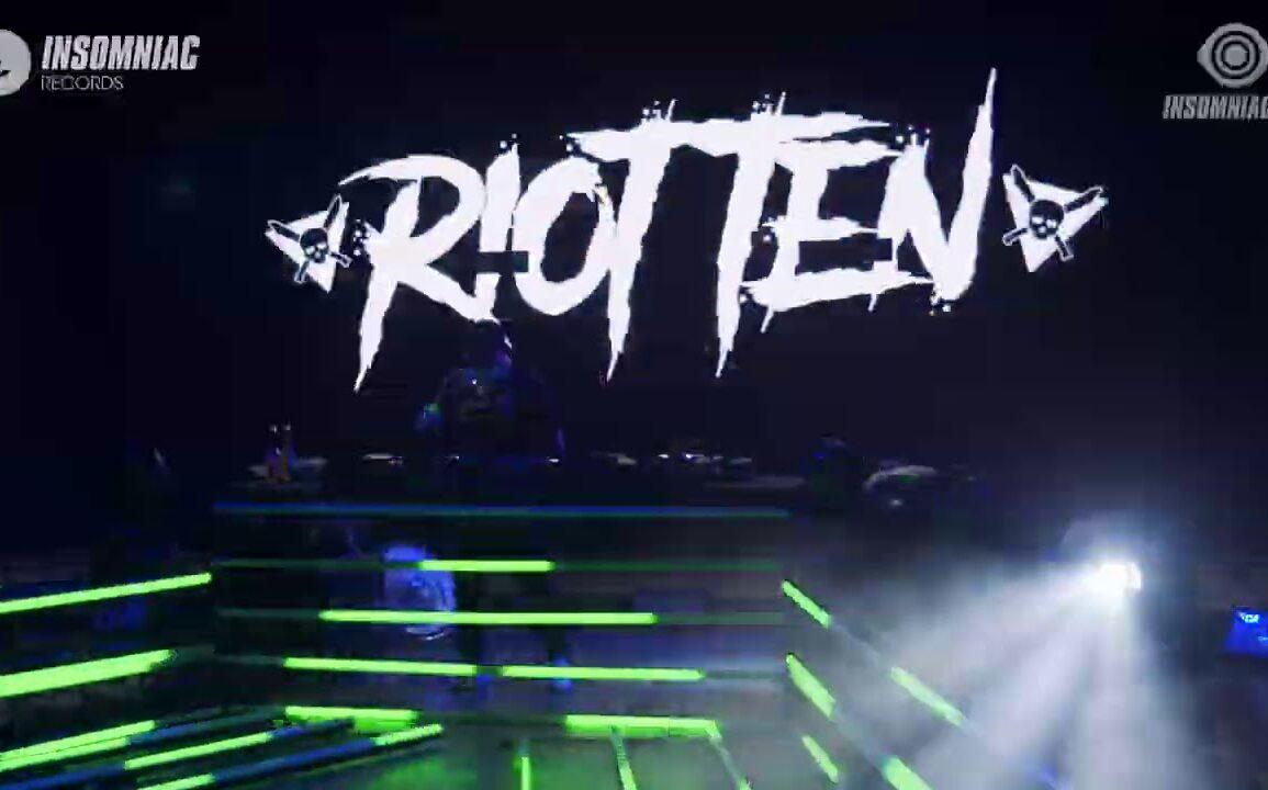 (WATCH) Riot Ten for Bassrush Records Livestream (October 14, 2020)