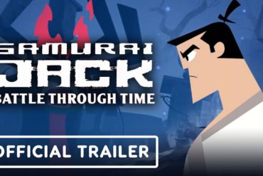 (WATCH) Samurai Jack: Battle Through Time - Official Release Date Trailer