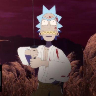 (WATCH) Samurai & Shogun (Rick and Morty) | adult swim