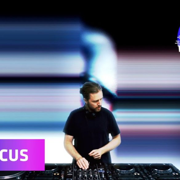 (WATCH) Sub Focus DJ Set - visuals by Rebel Overlay (UKF On Air: Hyper Vision)