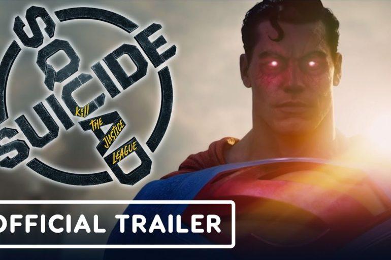 (WATCH) Suicide Squad: Kill the Justice League - Official Announcement Trailer | DC FanDome