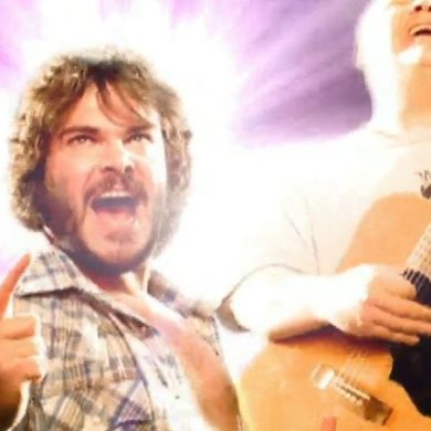 (WATCH) Tenacious D - Tribute (Video)