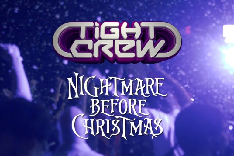 (WATCH) Tight Crew's Nightmare Before Christmas 2017