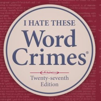 "(WATCH) ""Weird Al"" Yankovic - Word Crimes"