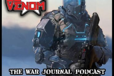 War Journal Podcast (March 2020)