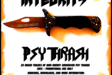Rave Legend Sundays - DJ Integrity : Psy Thrash