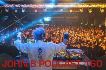 JohnB : John B Podcast 160: Live @ Aquarium Budapest, October 2015 - (DnB Saturdays)