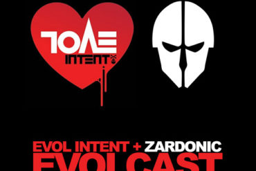 Evol Intent : Evolcast 013 - hosted by Gigantor + Zardonic guest mix - (DnB Saturdays)