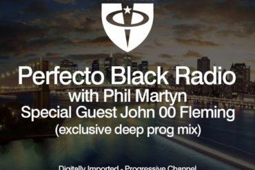 Trance Wednesdays : Perfecto Black Radio 025 - John 00 Fleming Guest Mix (FREE DOWNLOAD)