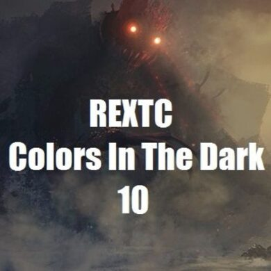 REXTC - Colors In The Dark 10 : Trance Wednesdays