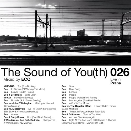 Trance Wednesdays : The Sound of You(th) 026 (Live in Praha)