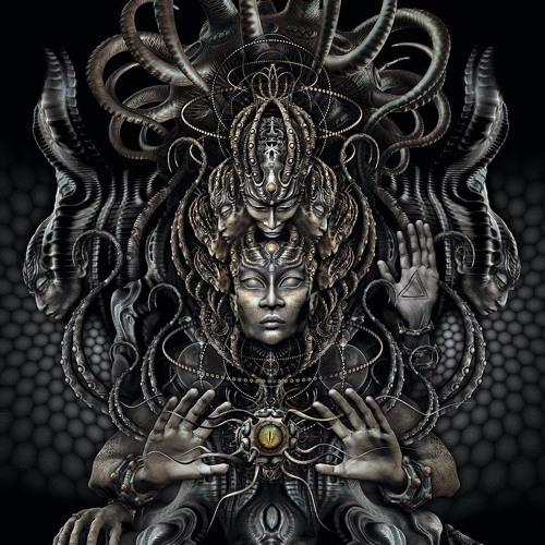 FUTURE SPECIES ૐ : FUTURE SPECIESૐ  DARKER ECHOES~ FOREST MIX - (Psytrance Thursdays)