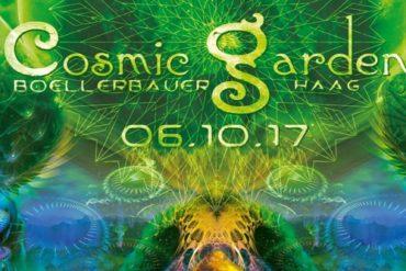 """~""""~Innersense~""""~ : Cosmic Garden - (Psytrance Thursdays)"""