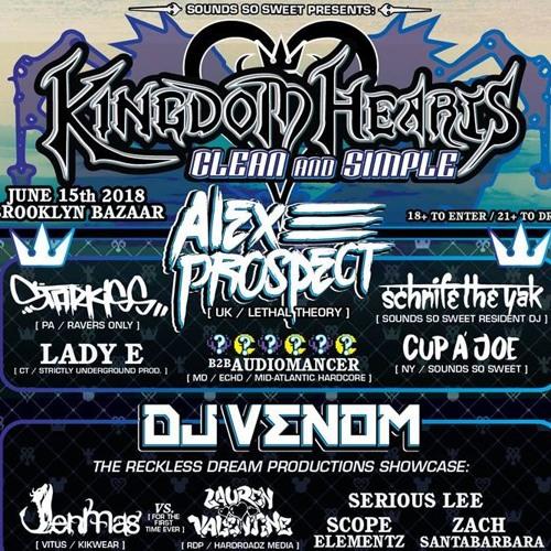 Scope Elementz : Kingdom Hearts Mix