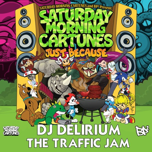 DJDelirium : DJ DELIRIUM THE TRAFFIC JAM MASTER