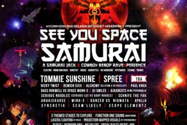 Scope Elementz : See You Space Samurai Promo Mix