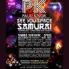 Paul Knox / DJ Spree : Live at See You Space Samurai - Brooklyn, NY Nov 21, 2018 - Paul Knox