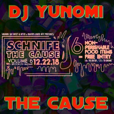 DJ Yunomi : The Casue (Schnife The Cause Anthem)