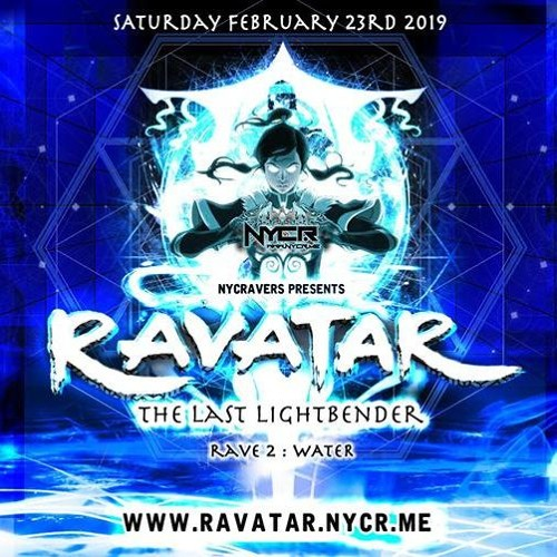 transmutation : Human? - Live @ Ravatar (NYCRavers) - February 23rd, 2019